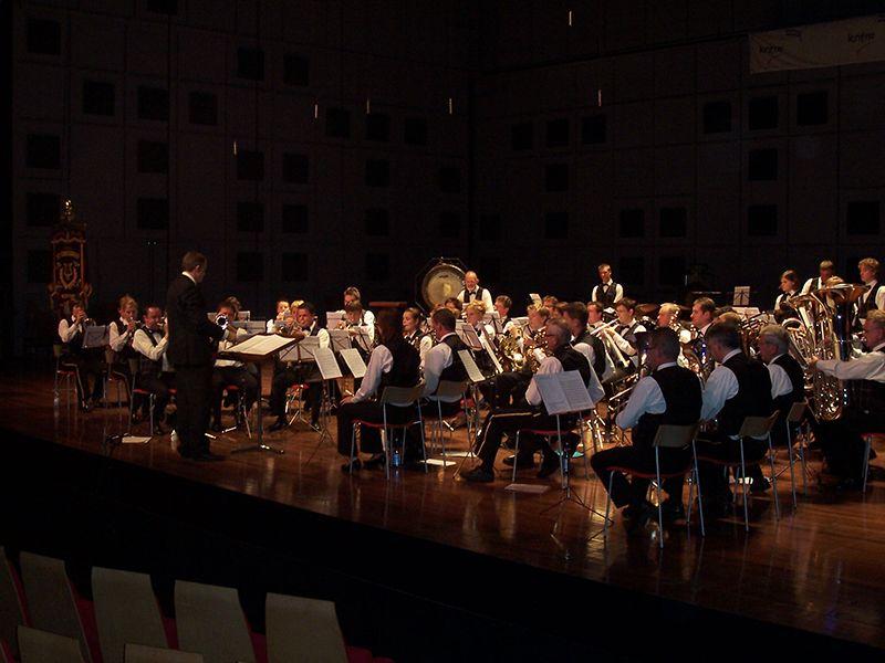 Concours Fanfare Enschede 2009