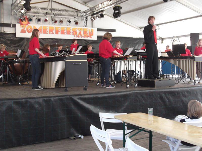 Festival Zomerfeesten 2012